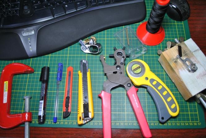 Нужные нам инструменты